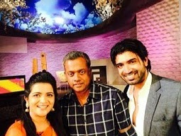 Koffee With DD Season 2 ,15-02-2015,Koffee With DD With Director Gautam Vasudev Menon and Actor Arun Vijay Today Program with DD, Vijay Tv, Watch Online Koffee With DD