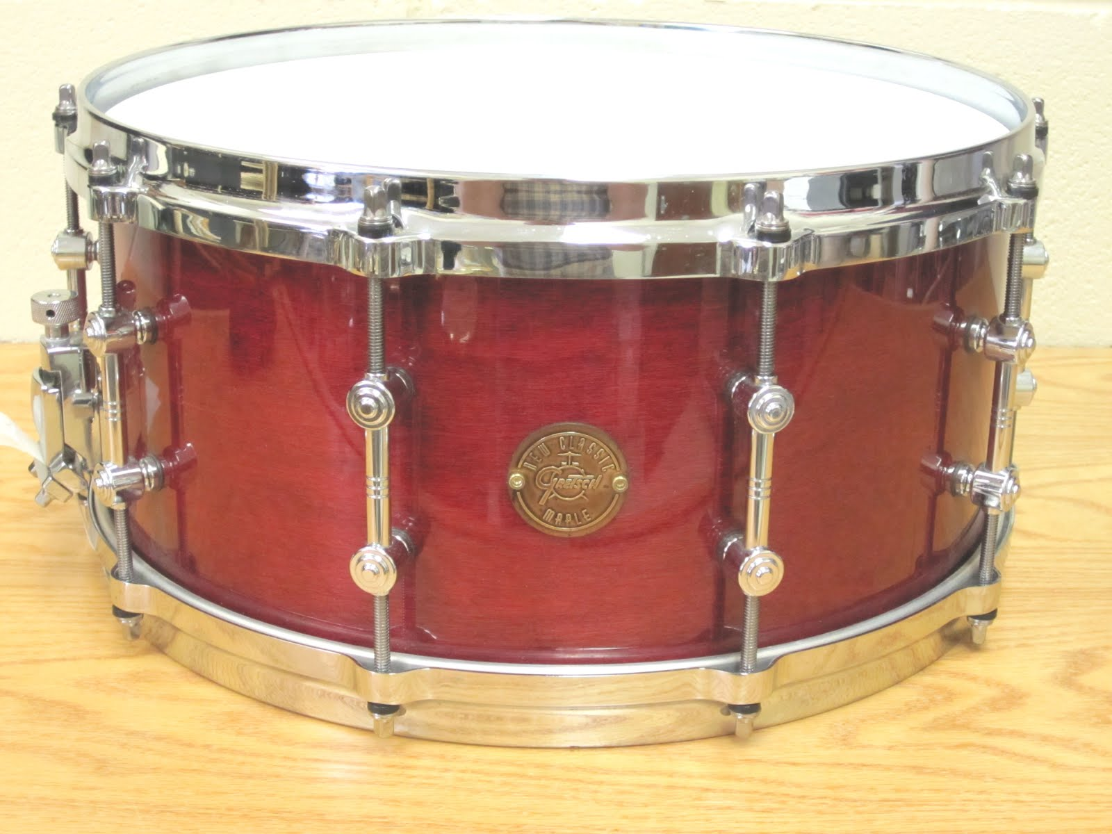 Gretsch New Classic Snare Gretsch Classic Snare Drum