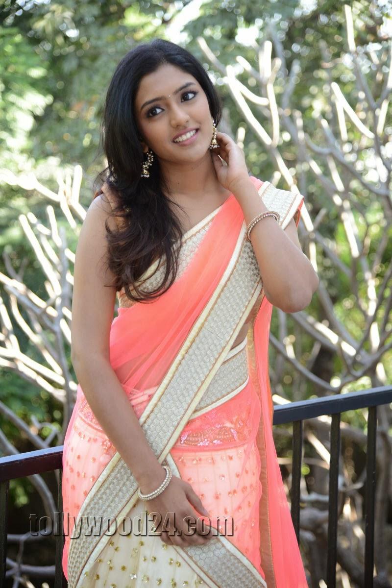 Eesha Photos at Vasta Nee Venuka Movie launch-HQ-Photo-1