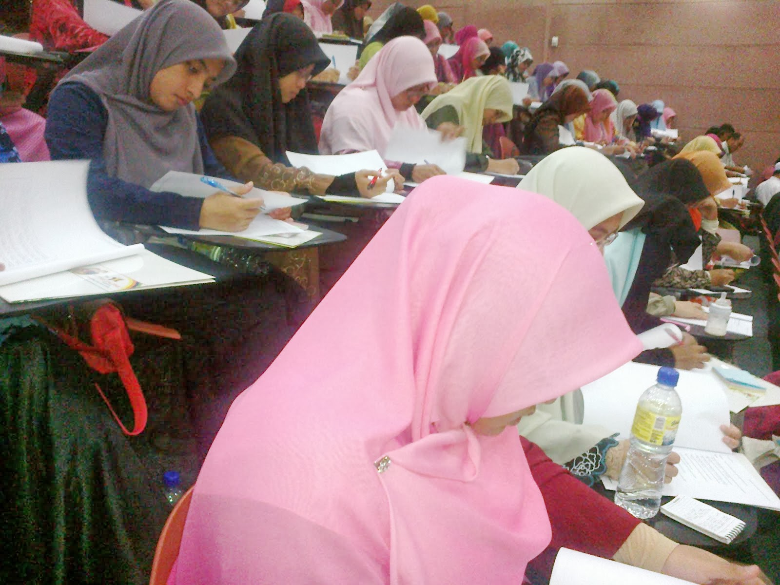 Bengkel Mendorong Pelajar I Guru & Operator Little Caliphs Seluruh Malaysia