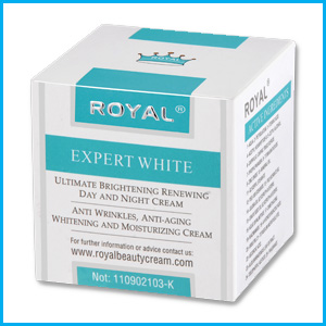 Royal Expert White (Pakistan)