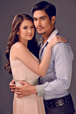 Piolo Pascual and Angelica Panganiban