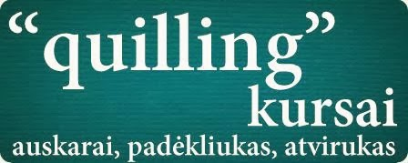 """quilling"" kursai"