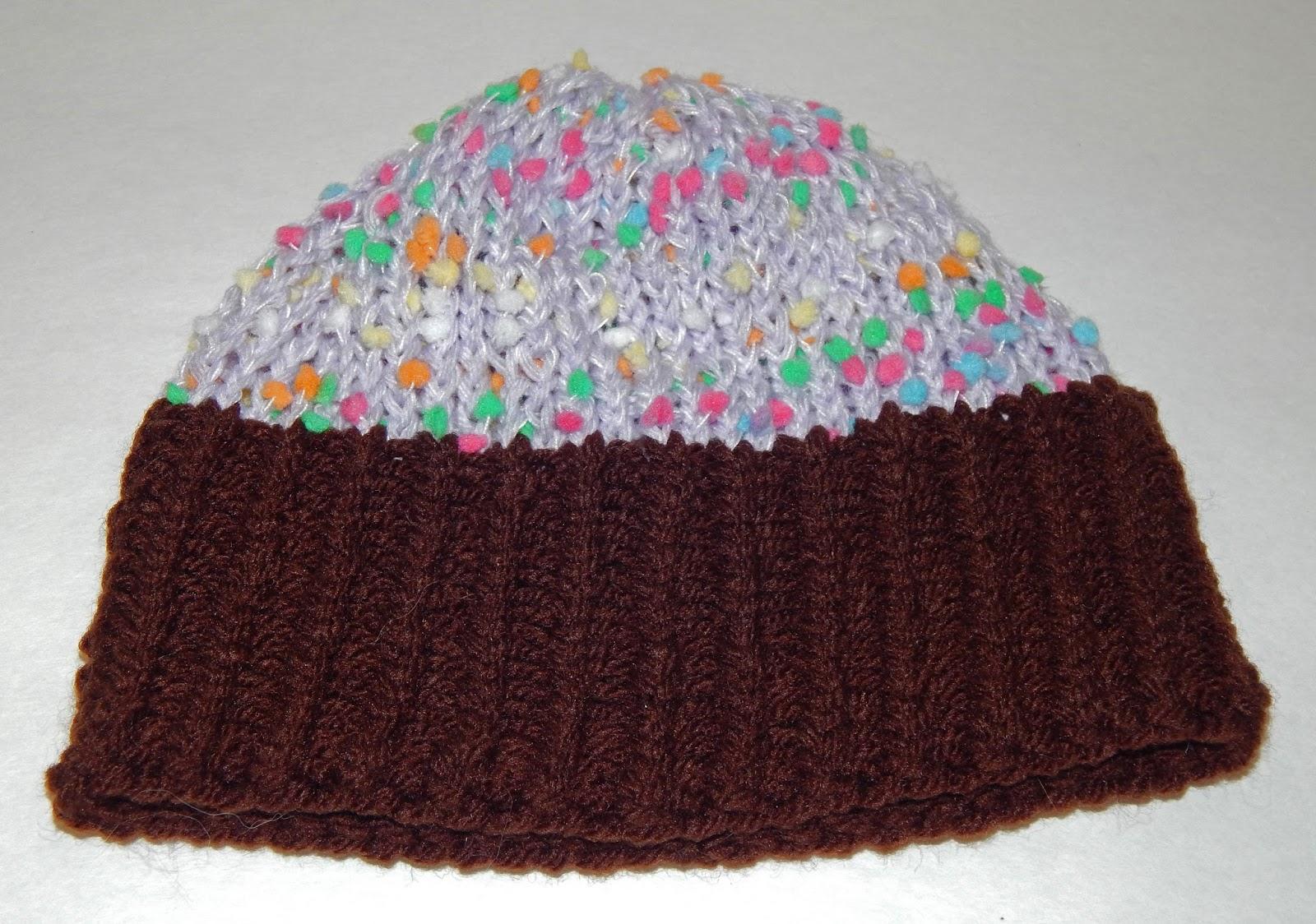 Jovial knits loom knit baby cupcake hat loom knit baby cupcake hat bankloansurffo Images