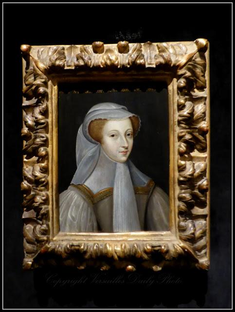 Le roi est mort Versailles Mary Stuart
