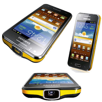 reivew launch samsung galaxy beam I8530