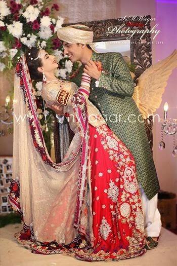 dua malik barat wedding pictures humaima malik, sohail haider