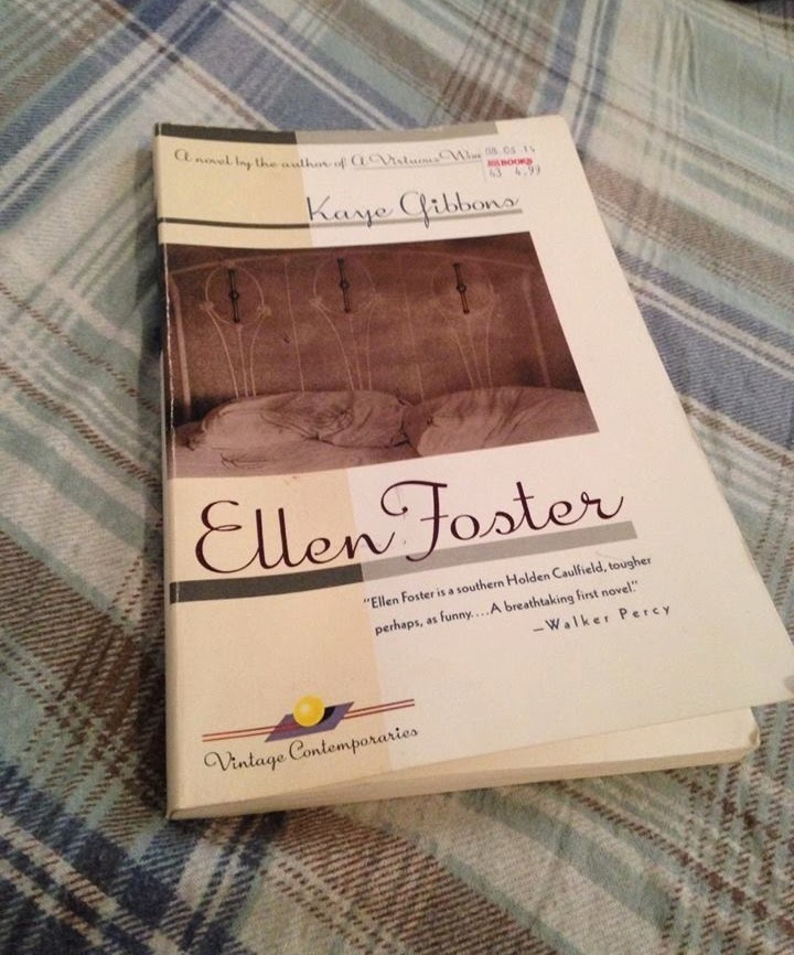 ellen foster essay Suggested essay topics and study questions for kaye gibbons's ellen foster perfect for students who have to write ellen foster essays.