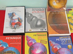 DVD MASTER PETANQUE  ON FOR SALE