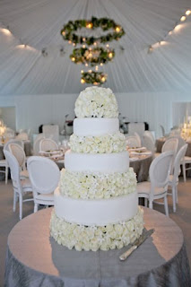 Contemporary Cake Designs - 2012 Wedding Shows