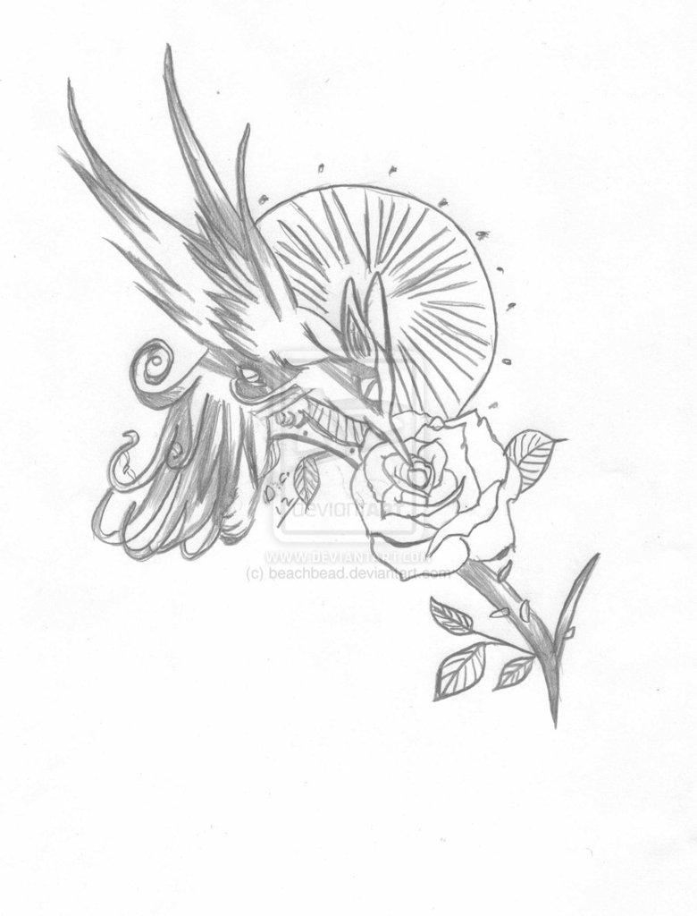 tattoos of humming bird hummingbird tattoo tumblr. Black Bedroom Furniture Sets. Home Design Ideas