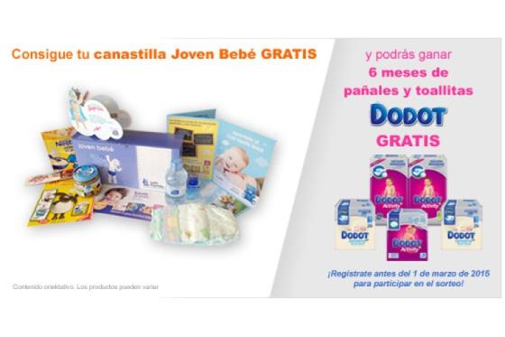 canastillas gratis para bebes