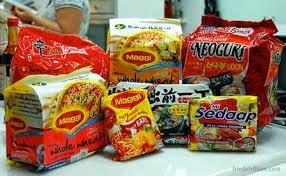 Bahaya Makanan Instan