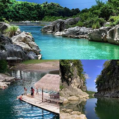Nueva Ecija Tourist Spots - Minalungao National Park