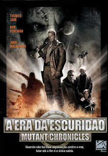 A Era da Escuridão: Mutant Chronicles - DVDRip Dual Áudio