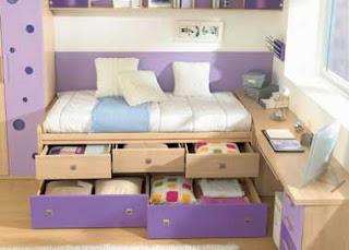 Arquitetando ideias guardando com organiza o quartos - Habitaciones infantiles pequenos espacios ...