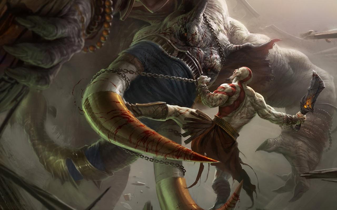 God Of War Basilisk Creador de 'god of war ...