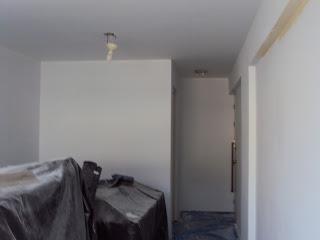 Pintandoelperu departamento empastado con pasta de muros sinolit y pintado con american color - Pasta alisar paredes ...
