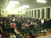 Jovens da Assembléia de Deus