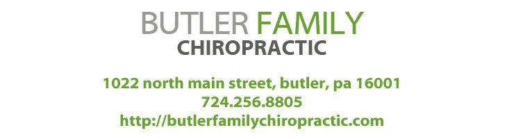 Butler Family Chiropractic, Butler, Pennsylvania 16001