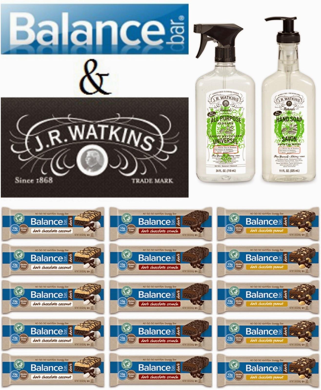Balance Bar JR Watkins
