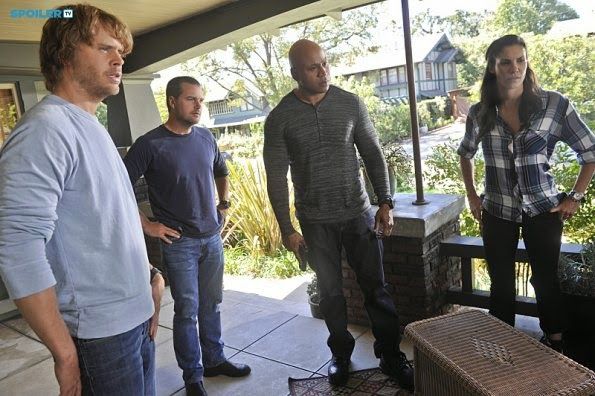 "NCIS: Los Angeles - The Grey Man - Review: ""Who is the Unknowable?"""