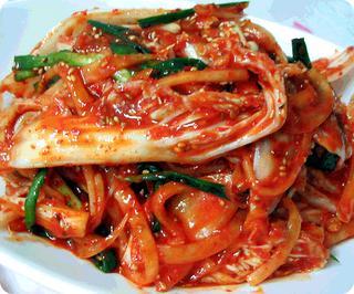 resep kimchi Cara Membuat Masakan Korea Sederhana