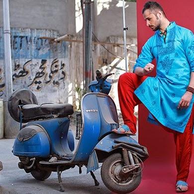 Arsalan Iqbal Rangeen Collection 2014