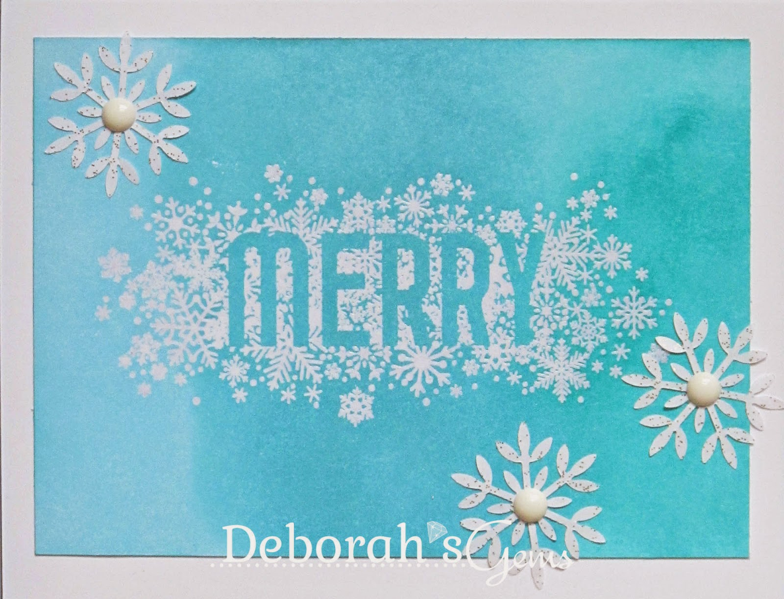 Merry - photo by Deborah Frings - Deborah's Gems