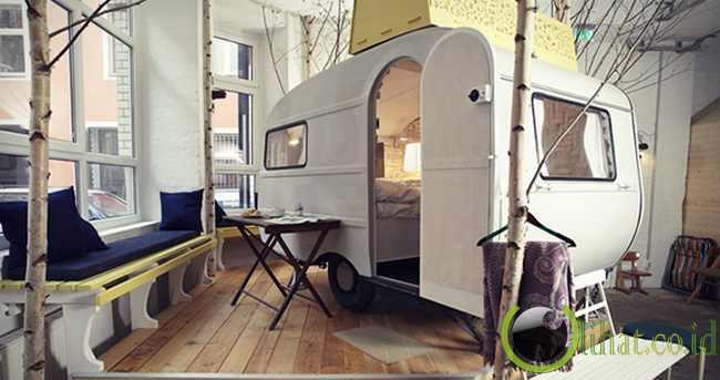 Hotel dari Caravan