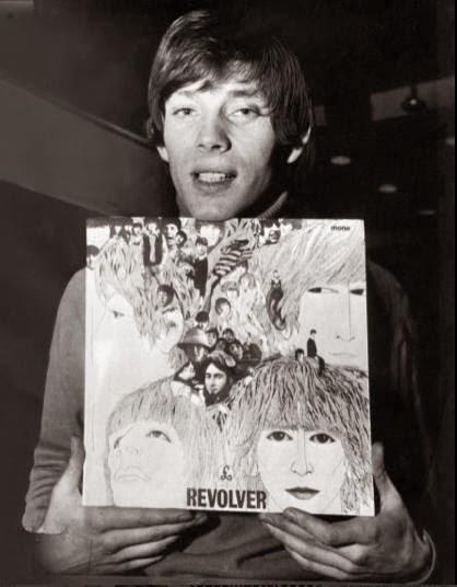 Klaus Voorman: autor de la portada de Revolver | LasMilVidas