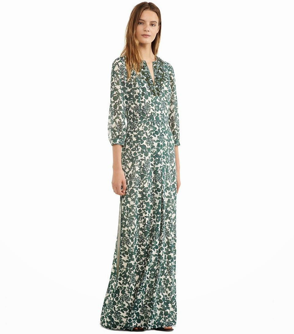 Modest dress long sleeves - Modest Floral Maxi Dress With Sleeves Shop Mode Sty Nolayering