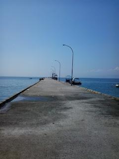 Pelabuhan Kapal Pesiar di Karangasem, Bali