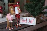 """Billeder fra """"Jul i Fru Hygges kælder"""" 2012"""