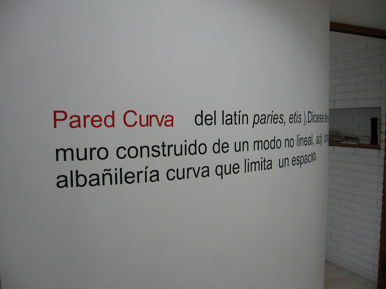 PARED CURVA