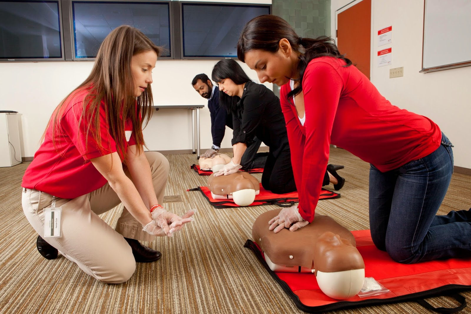 Cpraed course american health care academy there are several important changes that have been done in cpr re certification online courses the process to provide rescue breaths have been xflitez Images