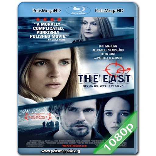 THE EAST (2013) 1080P HD MKV ESPAÑOL LATINO