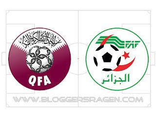 Prediksi Pertandingan Qatar vs Aljazair
