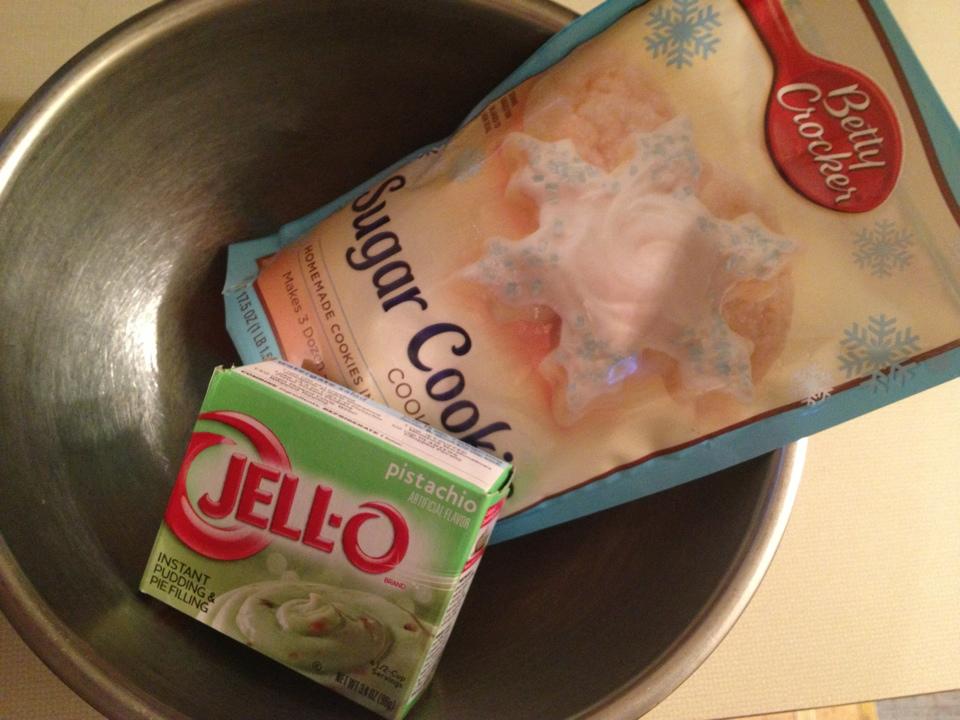 Clever Karen: Cranberry Pistachio Cookies