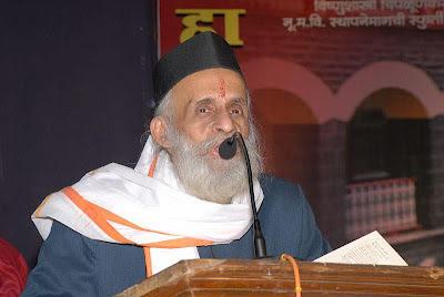 Image: Sadgurudev H. H. Shri Narayankaka Dhekane Maharaj