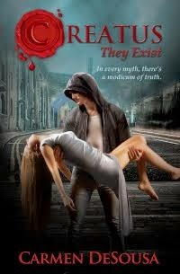 Start the Paranormal Romantic-Suspense Creatus Series FREE!