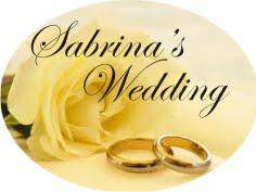 Sabrina's Wedding