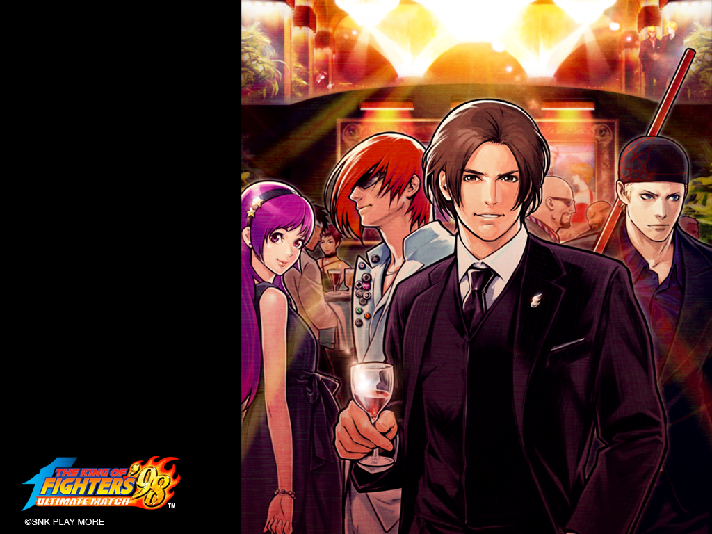 98 wallpapers combo kof 98 wallpapers combo kof 98 wallpapers