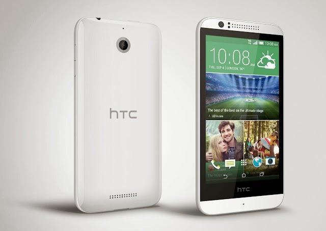 Caractéristique HTC DESIRE 510