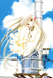 Chobits Manga