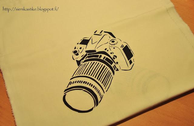 camera, fabric, kangas, valokuvaus