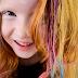 Criança pode usar giz pastel no cabelo?