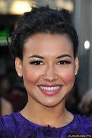 Naya Rivera - Premiere of Glee The 3D Concert Movie in Westwood