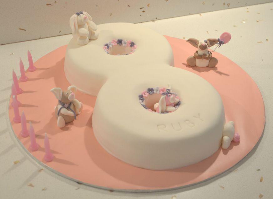 Taylor Made Baking Rubys 8th Birthday