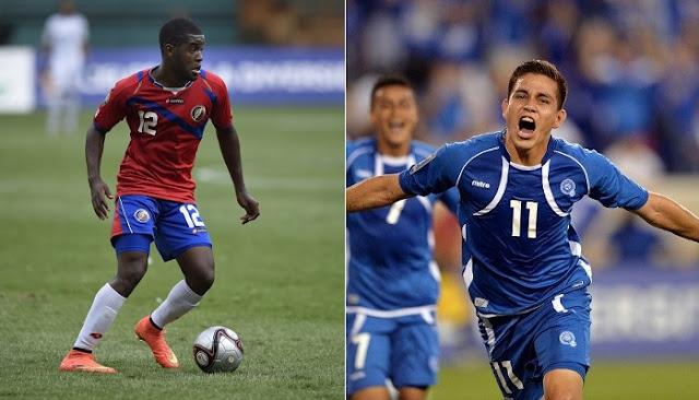Costa Rica vs El Salvador en vivo
